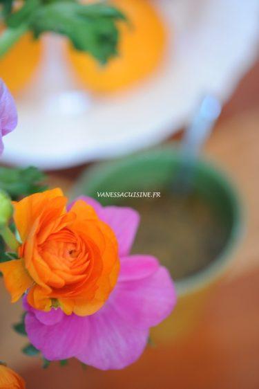 recette de soupe miso et photo culinaire