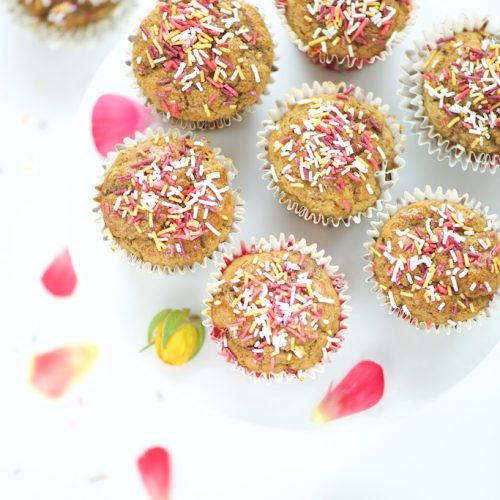 recette de muffins vegan sans gluten
