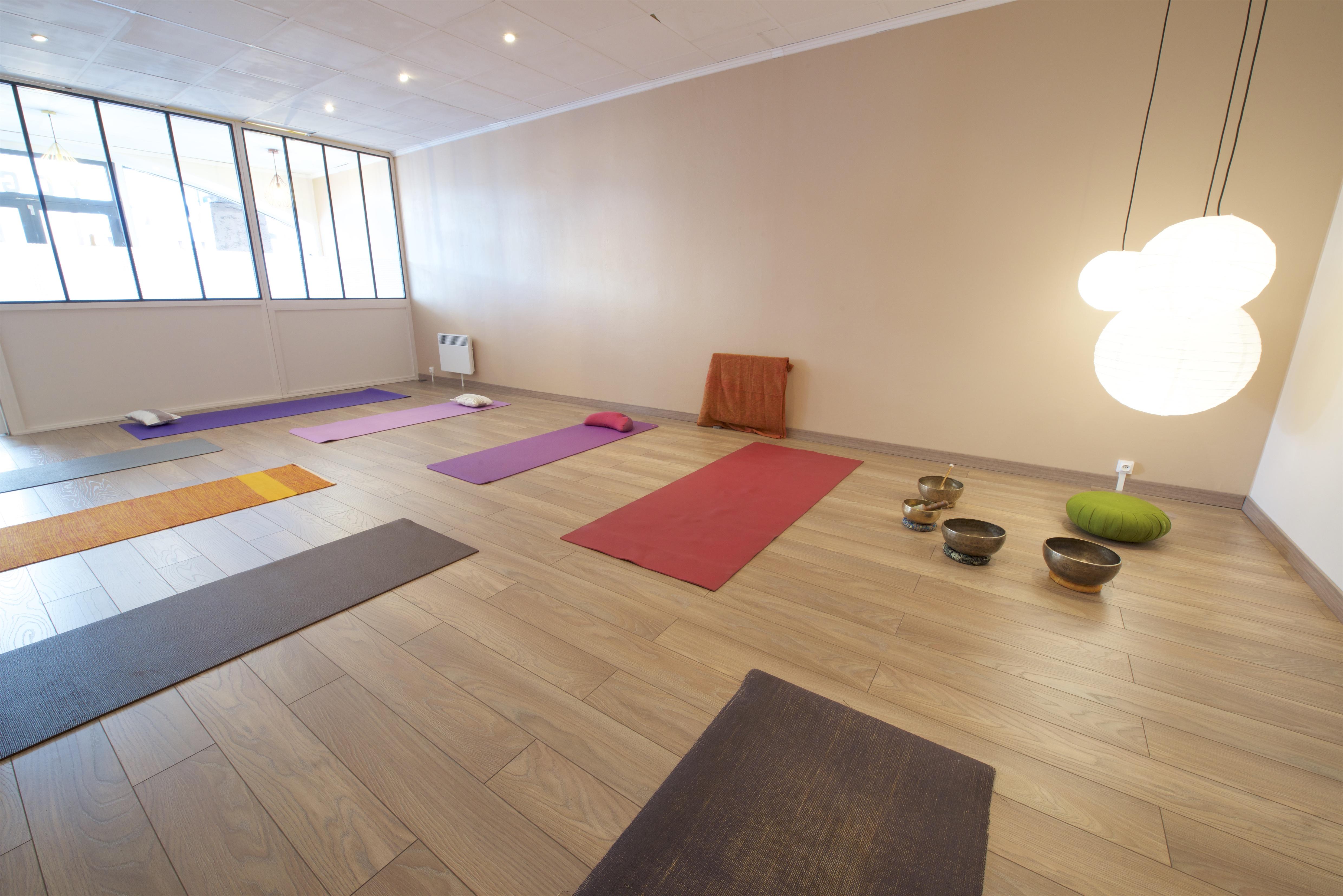 salle de yoga At Aum
