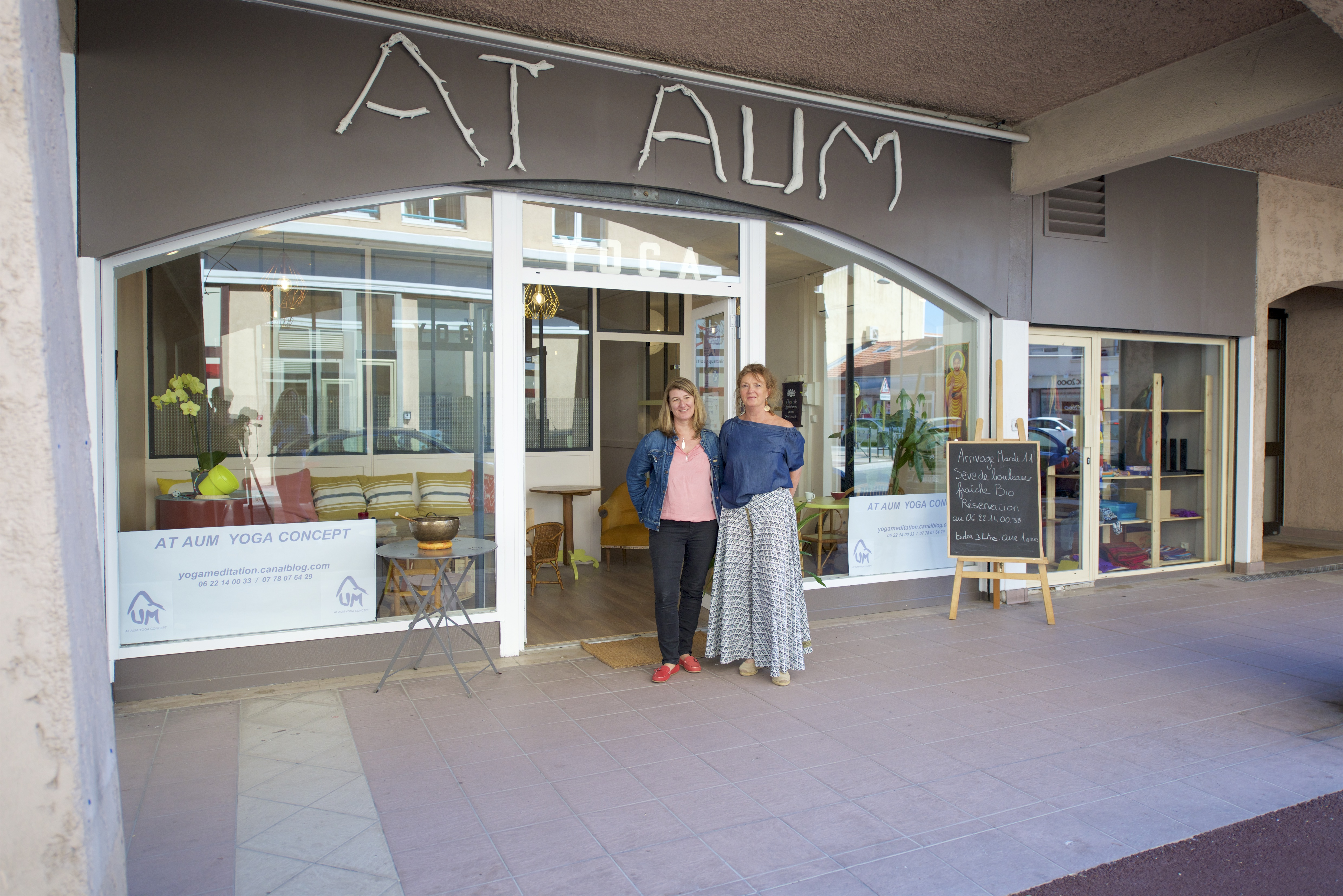At Aum, maison de Yoga, Saint Raphaël