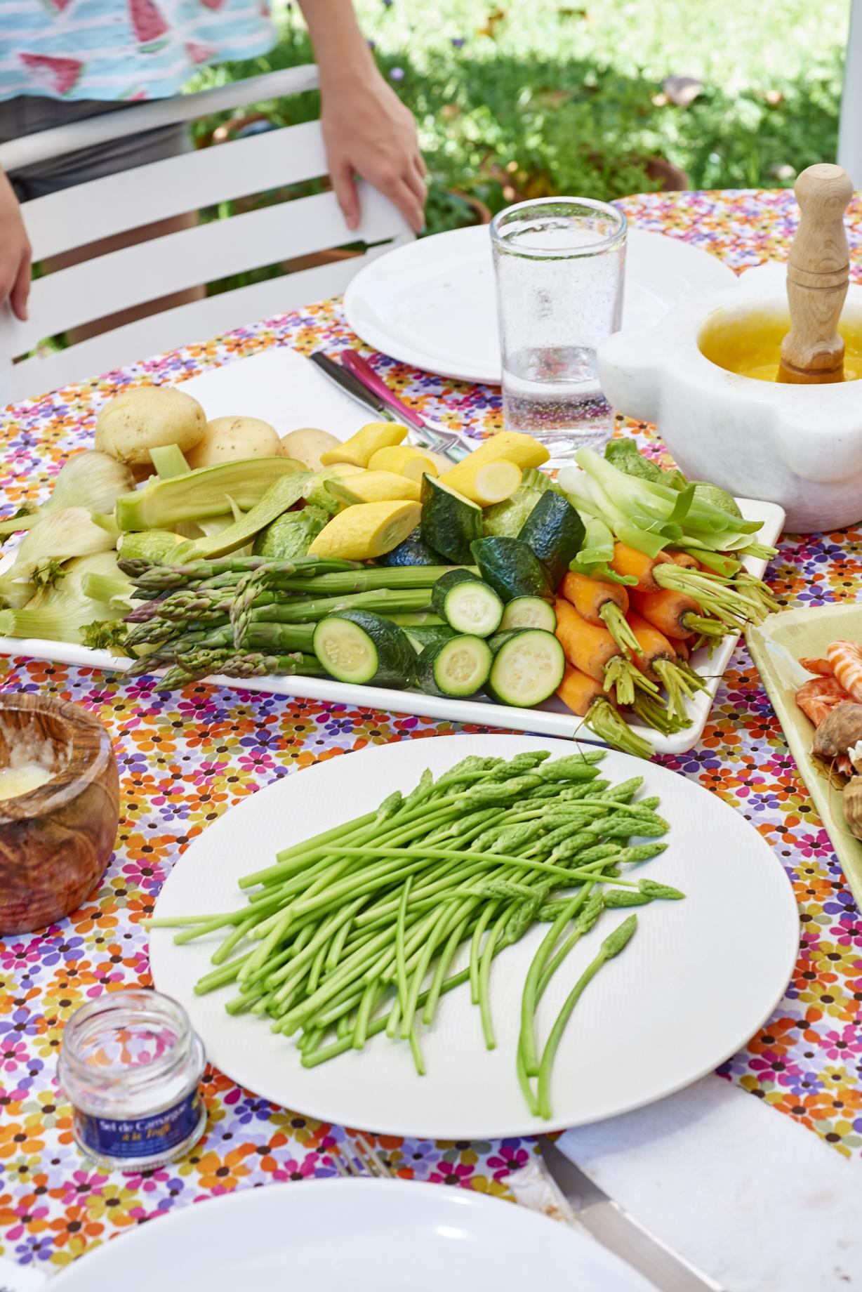 recette d'Aioli provençal