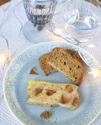 recette de foie gras selon Alain Ducasse aux copeaux de cèpes