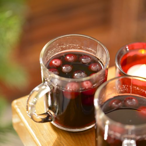 recette du beerenpunsh, vin chaud à la cerise