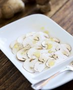 recette de carpaccio de cèpes bouchon