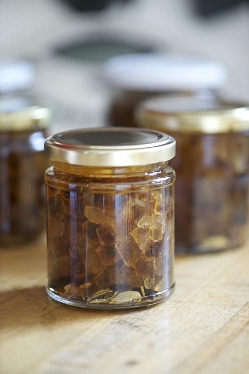 Pots de Friesen Kandis pour le thé