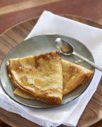 recette de crêpes sans gluten à la farine de maïs