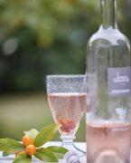 recette de kir rosé à la clémentine