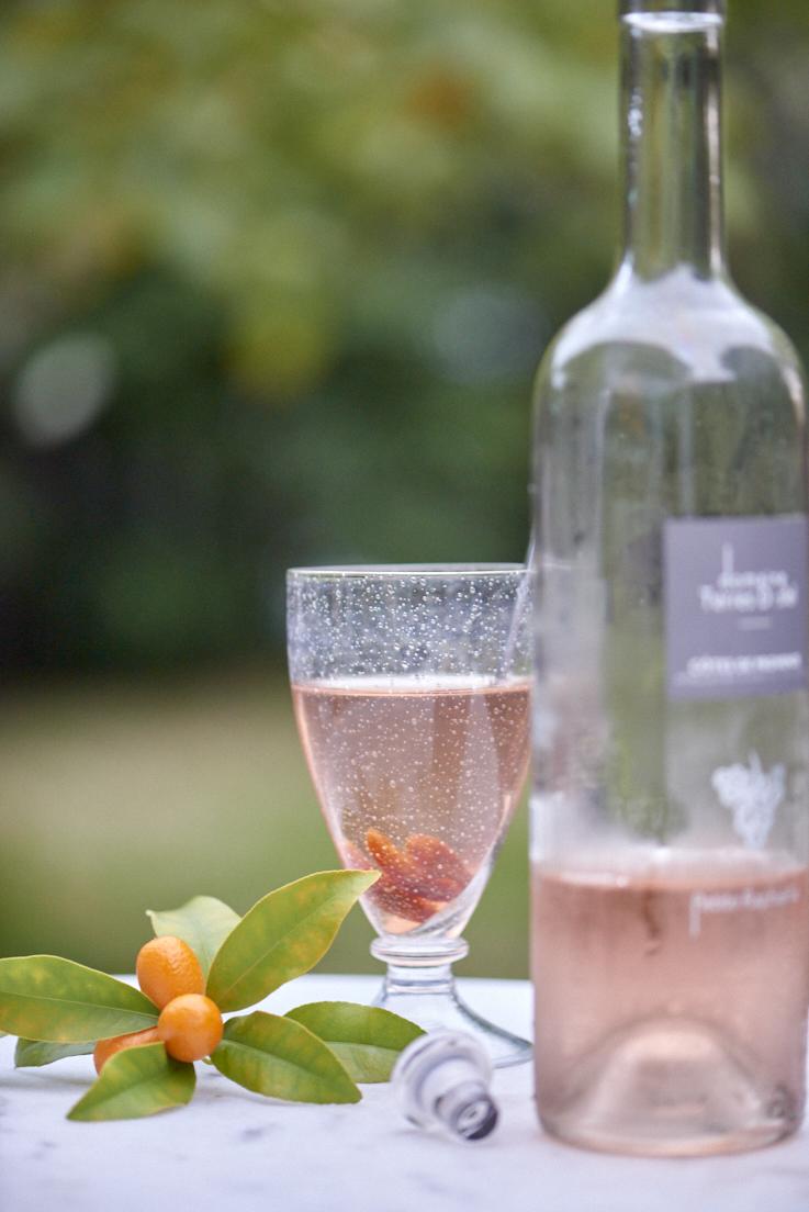 Rosé Clémentine... le cocktail de l'été !