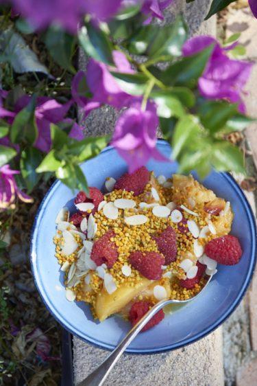 recette de breakfast bowl