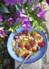 recette de breaksfast bowl