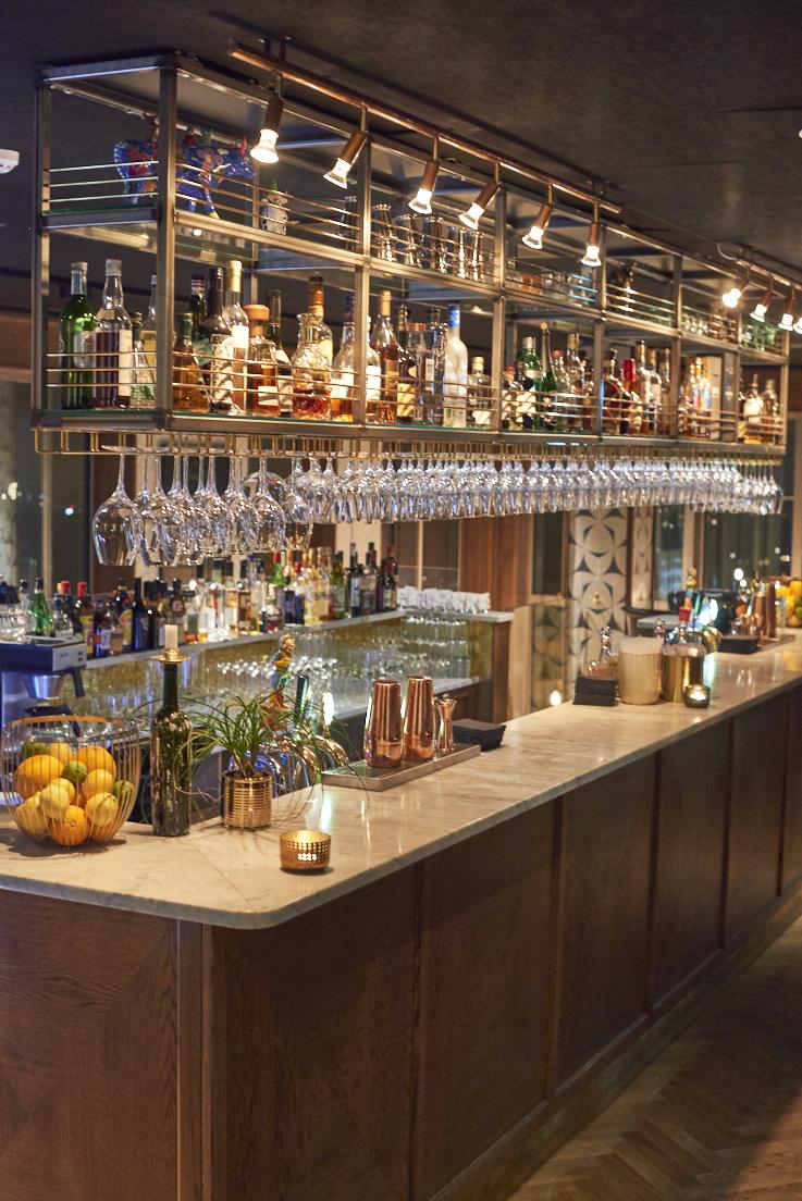 Bar du Kust hôtel Pitea