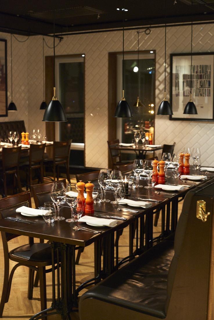 Brasserie Kust Hôtel Pitea