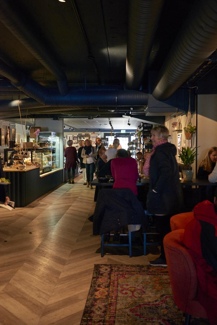 le bar à Hemmagastronomi Luleå