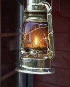 lampe à huile en Suède
