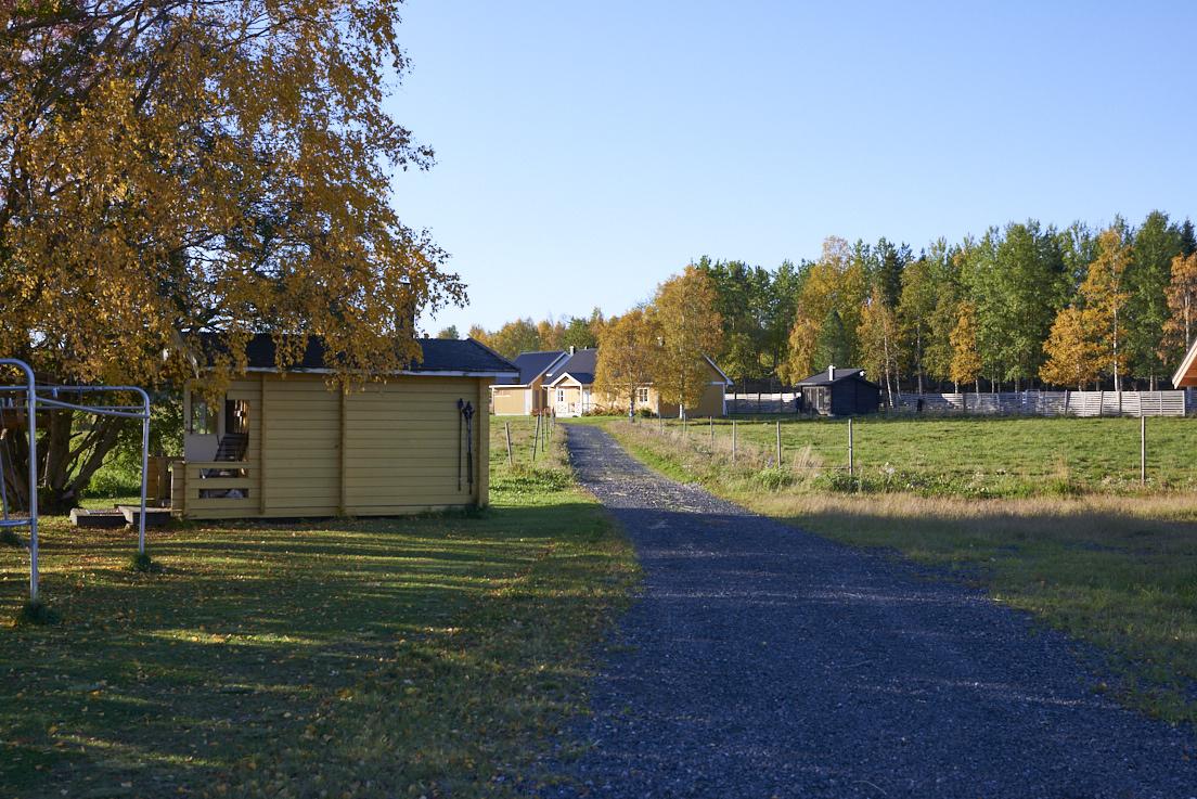 La Laponie suédoise en automne, Jockfall et Hulkoff