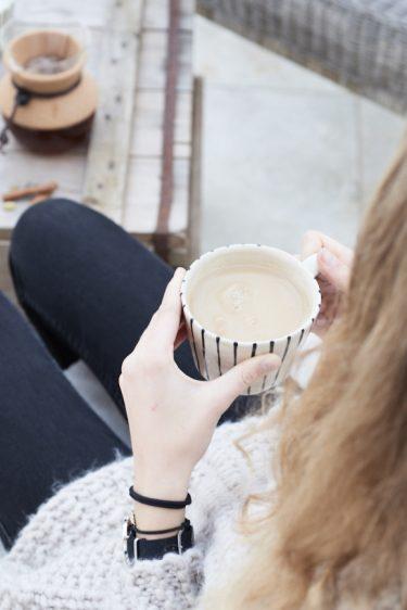 recette de thé chai latte