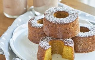 recette de gâteaux au yaourt et aux épices