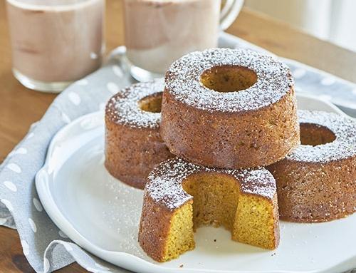Gâteaux au yaourt et aux épices