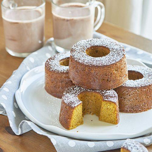 recette de gâteaux au yaourt aux épices