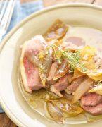 recette de magret de canard cuisson vapeur