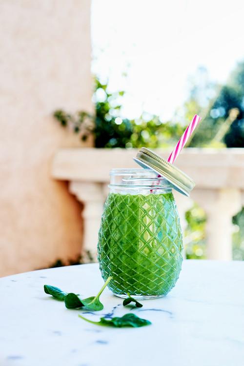 recette de smoothie vert