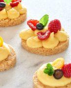 recette de tartelettes au citron