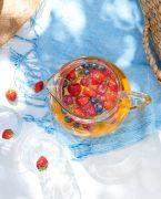 Recette de sangria aux fruits d'été