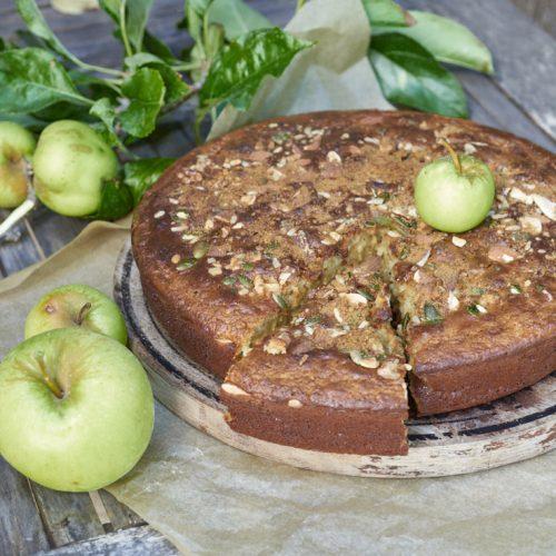 Apple cake aux épices