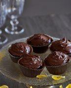 recette de cupcakes tout chocolat