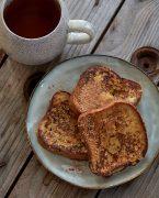 recette de pain perdu à la cannelle