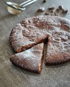 recette de torta caprese