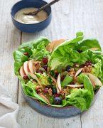 recette de salade waldorf