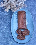 recette de cake au cacao sans gluten
