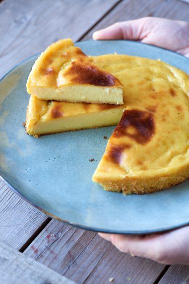 recette de flan pâtissier sans gluten