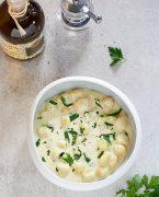 recette de gnocchi au gorgonzola