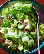 recette de salade de céleri aux anchois