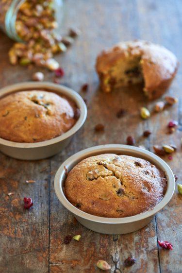 recette de cake aux fruits secs et rhum