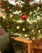 photo d'un sapin de Noël Recettes de Noël