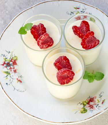 recette de crèmes au yuzu