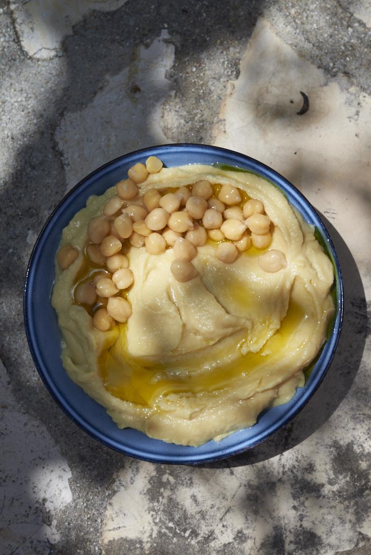 recette de houmous maison
