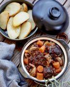 recette de boeuf bourguignon