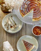 recette de tarte au fromage blanc sans gluten
