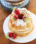 recette de gâteau au yaourt sans gluten