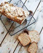 recette de pain nordique sans gluten au levain
