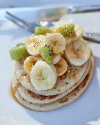 recette de pancakes au levain sans gluten