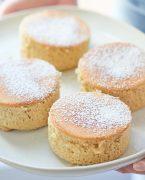recette de pancakes sans gluten et épais