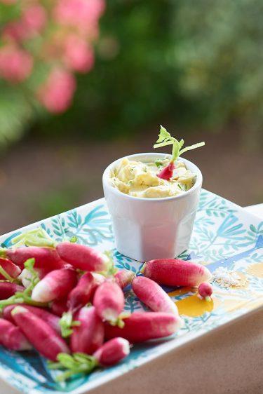 recette de beurre aux herbes