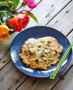recette d'okonomiyaki sans gluten