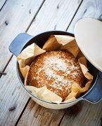 recette d'un pain cocotte au levain sans gluten