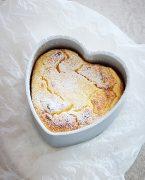 recette de gâteau sans gluten soufflé à la ricotta
